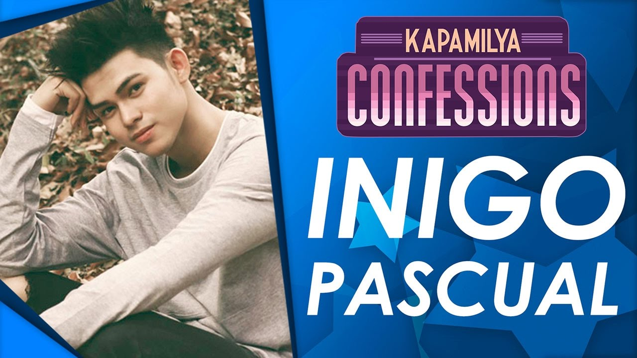 Kapamilya Confessions with Iñigo Pascual