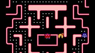 Pac's Easy Big TAS! - Ms. Pac-Man (Tengen) (NES)  - Vizzed.com GamePlay
