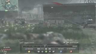 MW3: Throwing knife across map on Interchange (Infected)