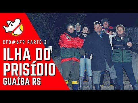 Caça Fantasmas Brasil Ilha do Presidio Guaíba RS parte3 thumbnail