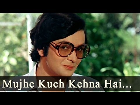Bobby - Mujhe Kuchh Kehna Hai Mujhe Bhi Kuchh - Shailendra Singh - Lata Mangeshkar