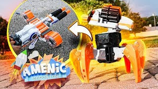 TOP 3 NERF DOS ESTADOS UNIDOS ‹ AMENIC UNBOXING ›