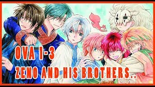 Akatsuki No Yona OVA 1-3 Live Reaction/Review!(REDIRECT) ZENO STORY BREAKS ME..