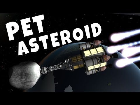 KSP - Operation Pet Asteroid