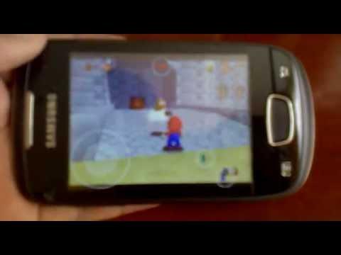 Emulador De Nintendo 64 Android Samsung Galaxy Y