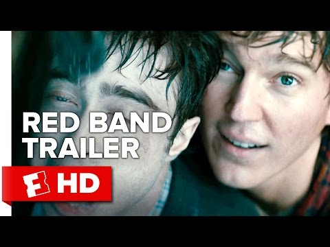 Swiss Army Man Official Red Band Trailer #1 (2016) - Daniel Radcliffe Movie HD