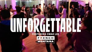 download lagu Unforgettable - French Montana Ft. Swae Lee Choreography Guillermo gratis