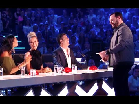 Unbelievable Mind Reader DNA Blow Judges' Minds Again! | Semi Final 1 | Britain's Got Talent 2017