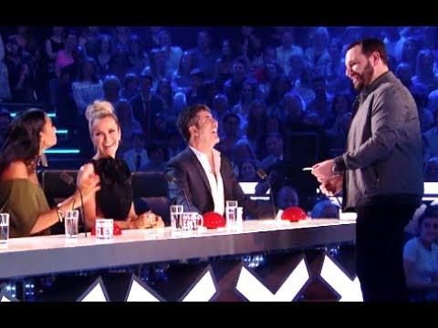 Unbelievable Mind Reader DNA Blow Judges' Minds Again! | Semi Final 1 | Britain's Got Talent 2017