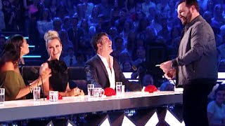 Download Unbelievable Mind Reader DNA Blow Judges' Minds Again! | Semi Final 1 | Britain's Got Talent 2017 3Gp Mp4