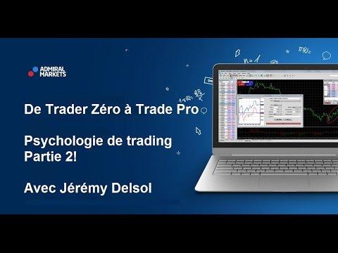 Psychologie de trading partie 2! De Trader Zéro à Trade Pro