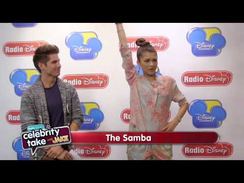 Zendaya favorite dance moves