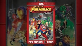 The Avengers - NEXT AVENGERS HEROES OF TOMORROW