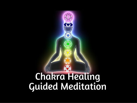 Chakra Cleansing and Clearing Meditation
