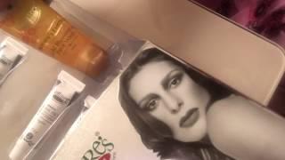 Natures Diomond facial kit review