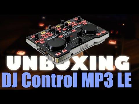 DJ Control MP3 LE - Unboxing - OliverMusik