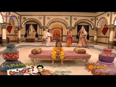 Jai Shri Krishna-Telugu-Episode 171 Part 3