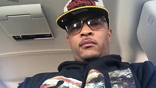 T.I. Disses Lil Wayne For Black Lives Matter Comments On CNN Interview