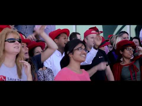 """""""We Love Raleigh"""" - A Red Hat music video"""