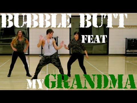 Bubble Butt (feat. Grandma) - The Fitness Marshall - Cardio Hip-hop video