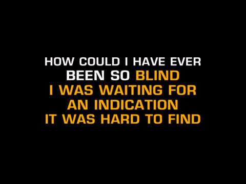 Fastball-Out Of My Head (Karaoke)