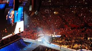 Robbie William 39 S At Taylor Swift Concert Singing Angels June 2018 Wembley Stadium