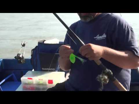 How to fish Spinners for Salmon and Steelhead- jet divers