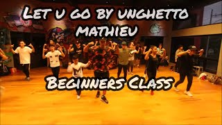 Let U Go By Unghetto Mathieu | Mastermind Beginners Class