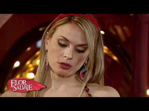 Flor Salvaje - Geraldine Zivic es La Mina | Promo #16 [Telemundo]
