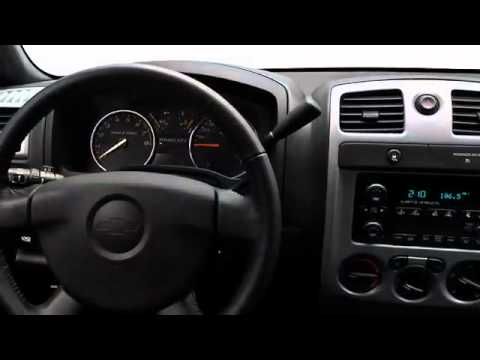 2010 Chevrolet Colorado Video