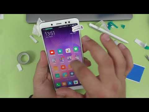 Защитная пленка Nillkin на Xiaomi Redmi Note 5 ► понравилось!