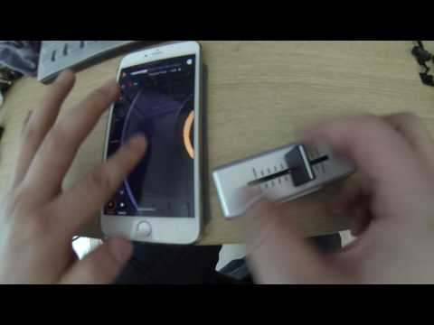 DJ HongGoon - MIXFADER First test