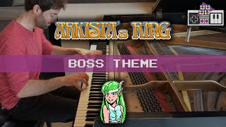 Boss Theme from Arkista's Ring