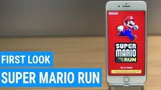 Hands-On: Super Mario Run for iPhone & iPad
