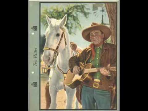 THE BIG ROCK CANDY MOUNTAIN - TEX RITTER (AUDIO ONLY)