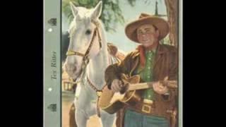 Watch Tex Ritter Big Rock Candy Mountain video