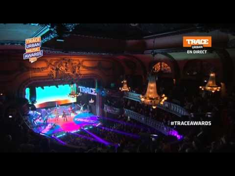 Trace Urban Music Awards 2013 - FALLY IPUPA - Meilleur Artiste Africain