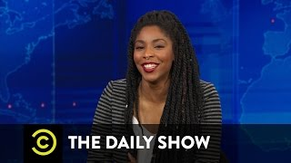 Jessica Williams Questions Sanders-to-Trump Supporters & Says Goodbye: The Daily Show