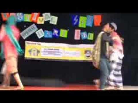 Kabaret Kabayan Jadi Boyband Smk Informatika Fi Part 1 2.avi video
