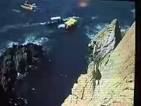 Acapulco Cliff DIve