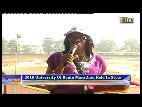 2016 University Of Benin Marathon Held In Style