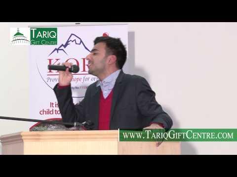 Milad Raza Qadri - Kort Charity Dinner [leicester] 2015 video