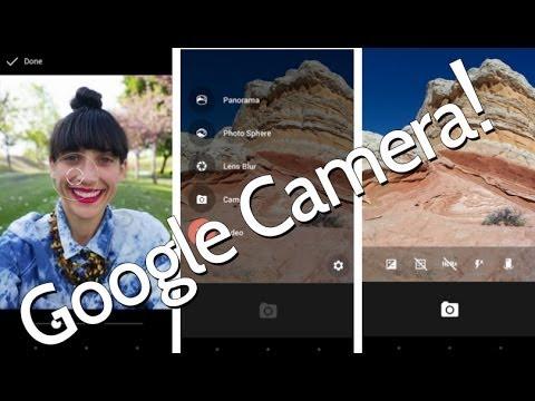 Review Google Camera App Oficial (Español) (1080p)