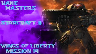Starcraft II: Wings of Liberty Mission 14 - Cutthroat