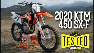 First Impression: 2020 KTM 450 SX-F