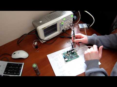 Прибор проверки конденсаторов