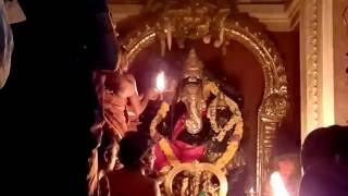 Sree Vallabha Ganapati - neerajana mantrapushpam