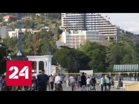 Крым-ваш! Специальный репортаж Анны Афанасьевой