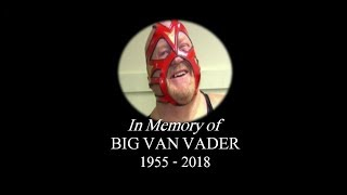 Vader Tribute | Rest in Peace