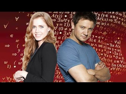 Jeremy Renner Joins Amy Adams In STORY OF YOUR LIFE - AMC Movie News